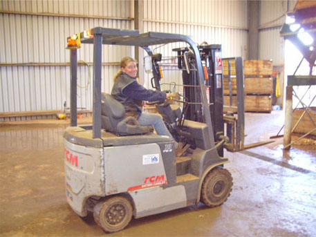 about fork truck specialists